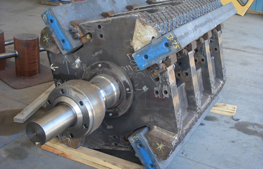 Rotor for Crusher