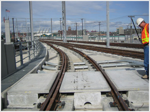 Direct Fixed Track Panels